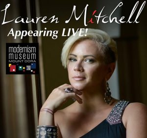 Lauren Mitchell Live at the Museum @ Modernism Museum