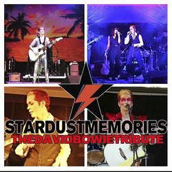 Stardust Memories: The David Bowie Tribute @ Modernism Museum | Mount Dora | Florida | United States