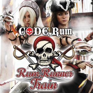 Code Rum - Rum Runner Train @ Royal Palm Railway Station @Mount Dora Plaza | Mount Dora | Florida | United States