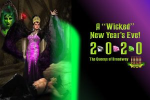 "A ""Wicked"" New Year's with The Queens of Broadway @ Mount Dora Plaza Live 