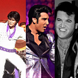 Great Moments of Elvis @ Mount Dora Community Building | Mount Dora | Florida | United States