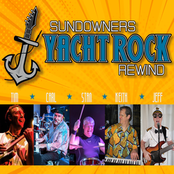 Sundowners Yacht Rock Rewind @ Mount Dora Plaza Live | Morgan | Utah | United States